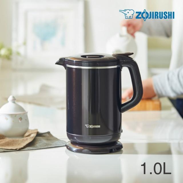 【4/17-5/12加碼送5%mo幣】ZOJIRUSHI 象印 1公升*微電腦快煮電氣壺(CK-AWF10)