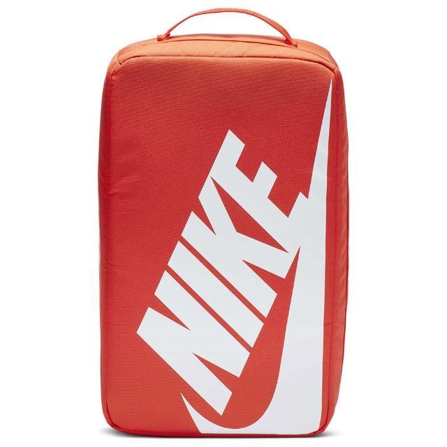 【NIKE 耐吉】NK SHOE BOX BAG 中 鞋袋 紅(BA6149810)
