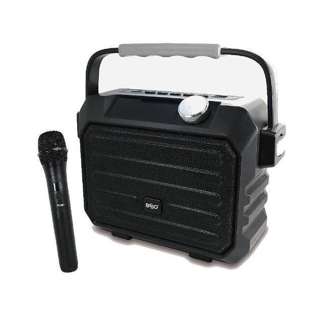 【BSD】UHF肩掛/手提兩用多功能無線擴音機(BA-7200)