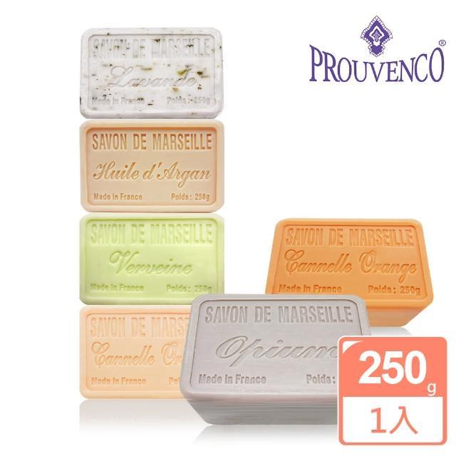 【PROUVENCO】法國原裝香水馬賽皂-香味任選(250g±10%)