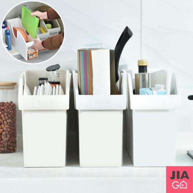 【JIAGO】附輪儲物收納盒