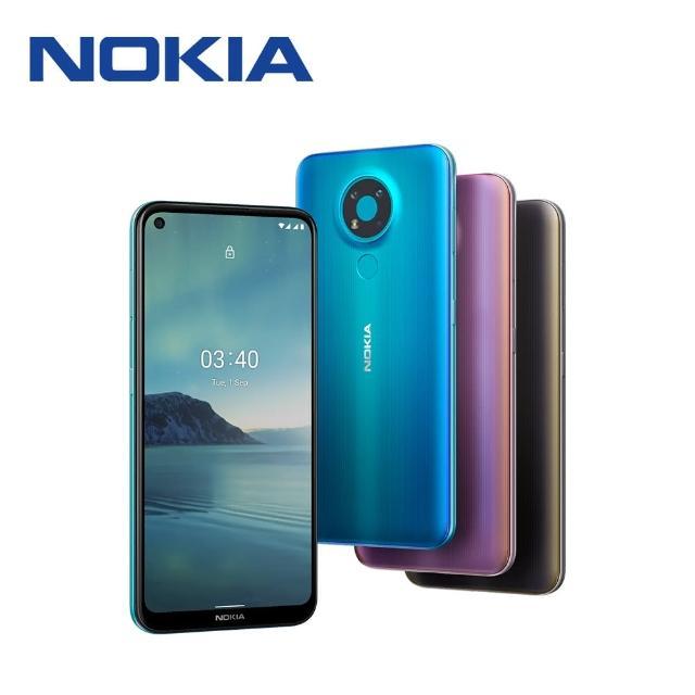 【NOKIA】3.4 大螢幕智慧型手機(3G/64G)
