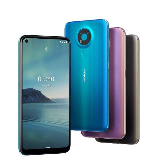 【NOKIA】3.4 大螢幕三鏡頭智慧型手機(3G/64G)