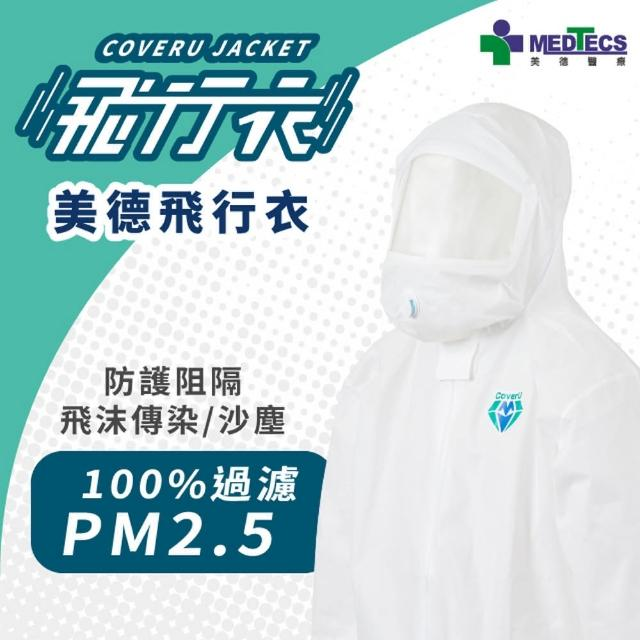 【美德】飛行衣(搭飛機/大眾運輸/防護衣/個人防護)