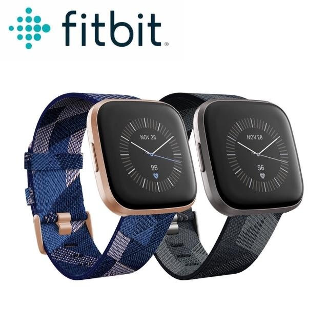【Fitbit】Versa 2 健康運動智慧手錶 特別版(公司貨)