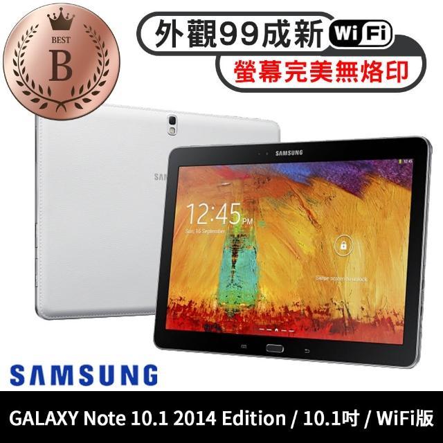 【SAMSUNG 三星】福利品 Galaxy Note 10.1 2014 Edition WiFi版 平板電腦 P600(螢幕完美無烙印)