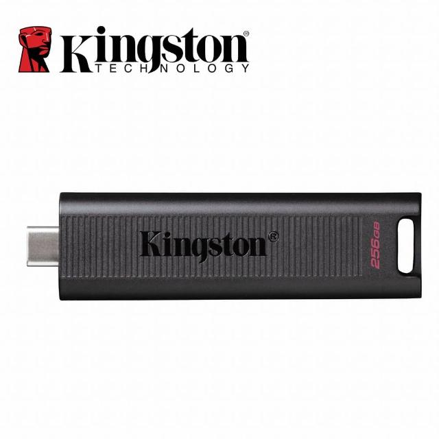 【Kingston 金士頓】DataTraveler Max USB 3.2 Gen 2 256GB Type-C隨身碟(★DTMAX/256GB)