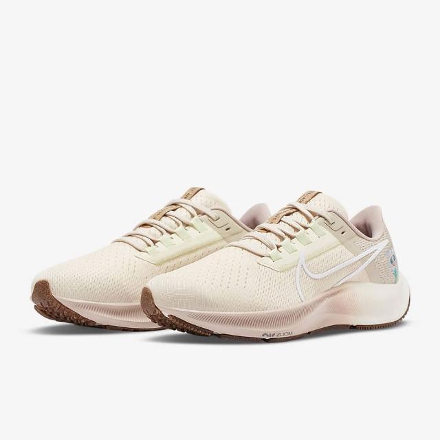 【NIKE 耐吉】慢跑鞋 WMNS NIKE AIR ZOOM PEGASUS 38 女鞋 粉(DM7195211)