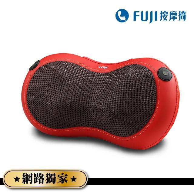 【FUJI】溫揉按摩機 FG-150(按摩枕;揉捏;溫熱)